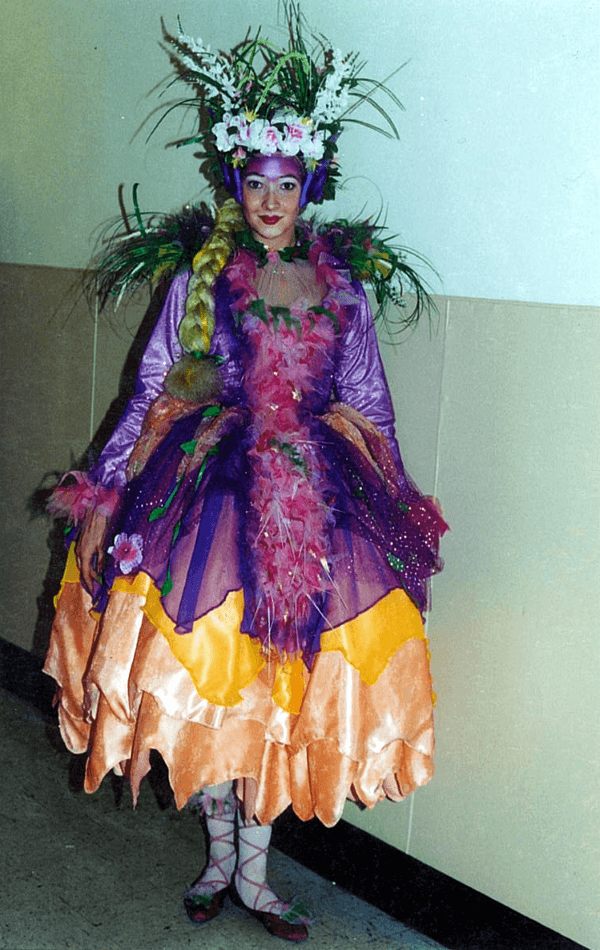 A Midsummer Night's Dream - theatrical costumes by Marci Heiser, Denver, Colorado