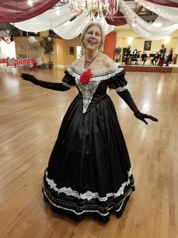 Denver Victorian costumes